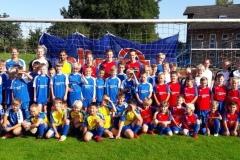 Das Fußballcamp